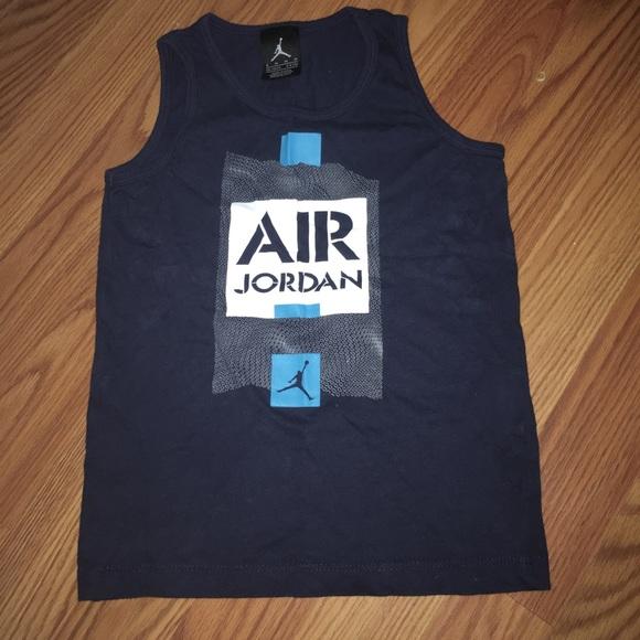 0050fd64b213de Jordan Other - Boys Nike Air Jordan Tank size 5 6